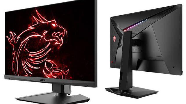 """MSI presenta su nuevo monitor para jugadores Optix MAG274R con 27"""" y 144 Hz"""