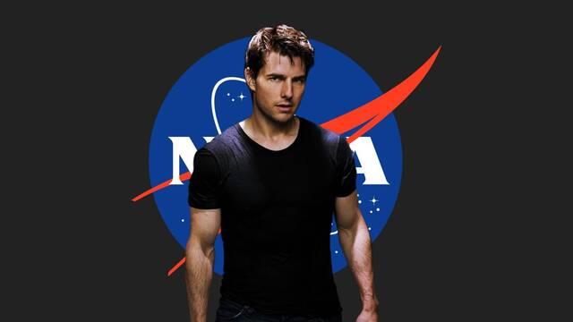 La NASA quiere que la película de Tom Cruise inspire al próximo Elon Musk