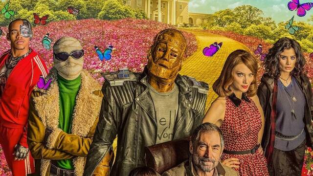 Doom Patrol: La temporada 2 disfruta de un póster al estilo del Mago de Oz
