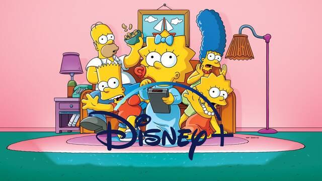 Los Simpson en Disney+: Pasos a seguir para verlos en su formato original