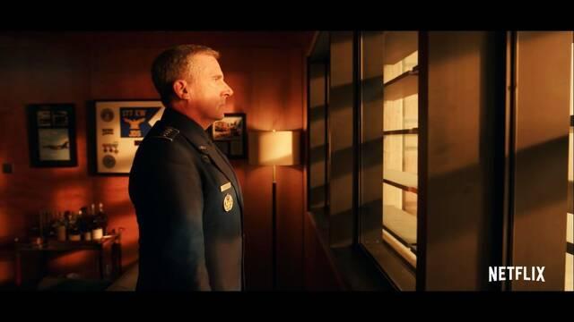 Tráiler de Space Force: Steve Carell en lo nuevo del creador de The Office