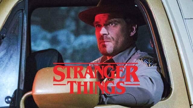 Stranger Things: David Harbour adelanta que sabremos más de Hopper