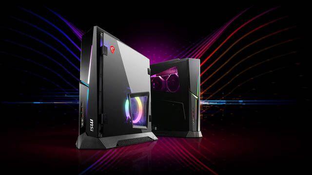 MSI desvela los MEG Trident X 10th y los Codex R Gaming, sus ordenadores para jugar de