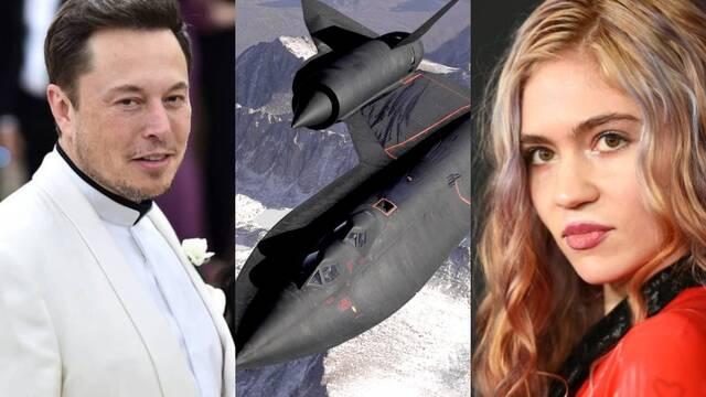 Elon Musk y GRIMES explican el polémico nombre de su bebé en Twitter