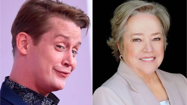 AHS: Macaulay Culkin y Kathy Bates tendrán escenas locas de sexo