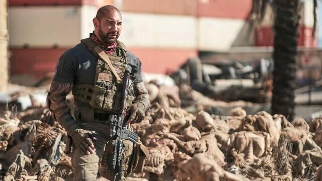 Army of the Dead: Bautista explica por qué aceptó el papel y su interés en Netflix