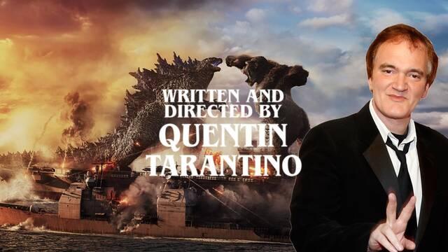 Quentin Tarantino explica su idea para una película de Godzilla