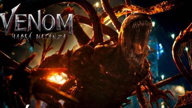 'Venom: Habrá Matanza' presenta su tráiler oficial y llegará en octubre a los cines