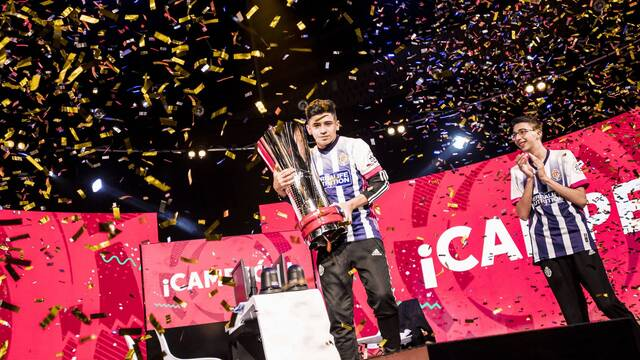 Neat, del Real Valladolid CF, es el campeón de eLaLiga Santander 2020/21