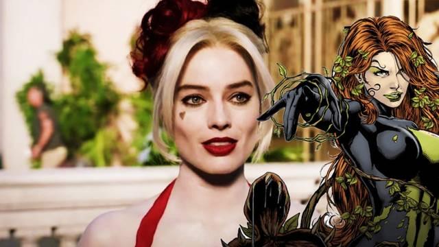 Margot Robbie está 'desesperada' por incluir a Poison Ivy en el DCEU