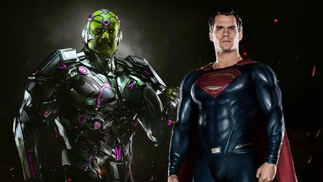 Zack Snyder pensó en usar a Brainiac en 'El hombre de acero 2'