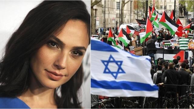 Gal Gadot despierta controversia al pronunciarse sobre el conflicto Israel-Palestina