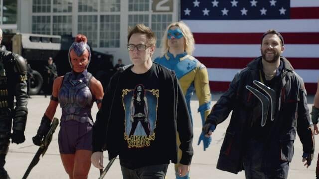 James Gunn estuvo pensando en dirigir otras películas de DC Cómics