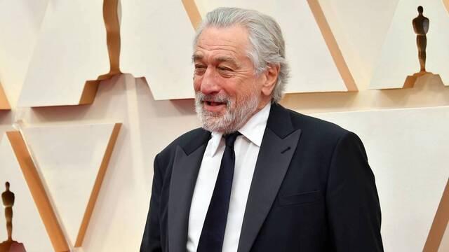 Robert De Niro se lesiona durante el rodaje de la nueva película de Martin Scorsese