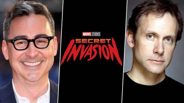 Secret Invasion: Marvel ya tiene a los directores para su gran evento en forma de serie