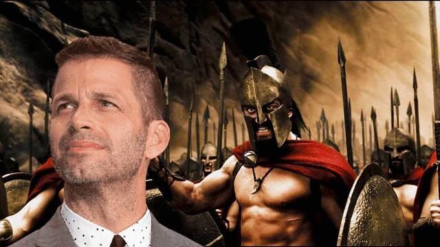 Zack Snyder escribió un último filme de '300' en el confinamiento pero Warner lo ignoró