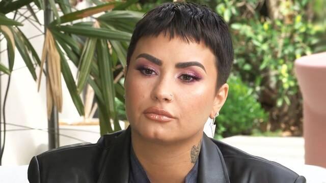 Demi Lovato confiesa que se identifica con el género no binario