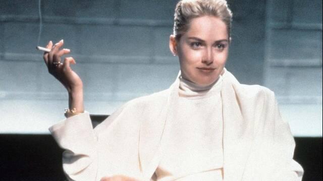 Sharon Stone no puede evitar que se publique el montaje XXX de Instinto Básico
