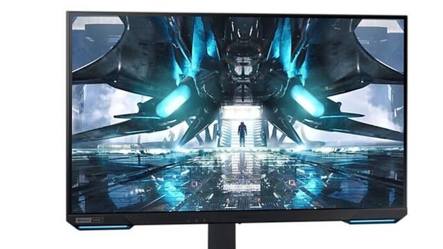 Samsung presenta su monitor para jugar a 4K y 144 Hz, el S28AG700