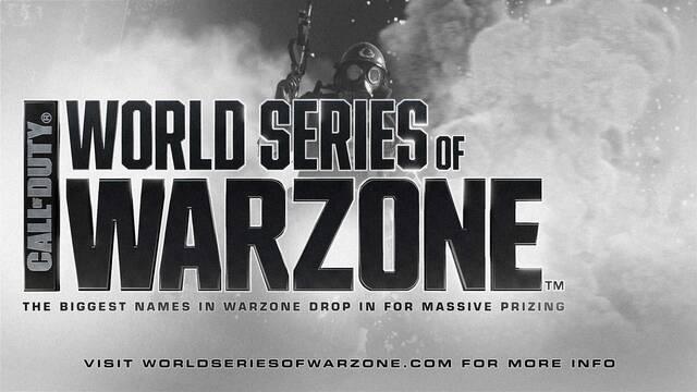 Activision presenta las World Series of Warzone con 1,2 millones de dólares en premios