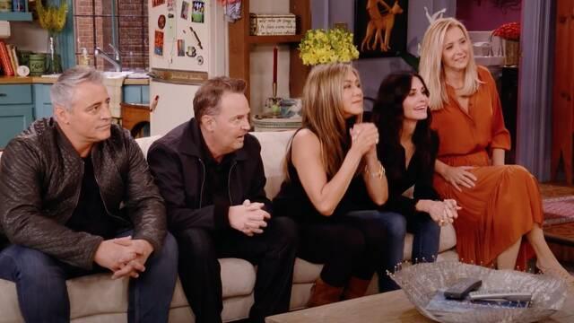 El esperado regreso de 'Friends' se muestra en un emotivo tráiler