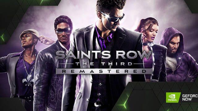 Saints Row: The Third Remastered y otros 16 juegos ya están disponibles en GeForce Now