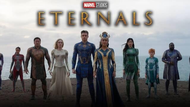 Eternals: Primer y épico tráiler de la nueva epopeya de superhéroes de Marvel