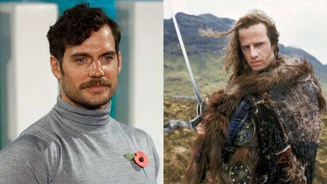 Los Inmortales: Henry Cavill protagonizará el remake del director de 'John Wick'