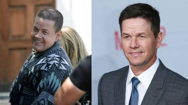 Mark Wahlberg cambia su aspecto físico de manera radical para su próxima película