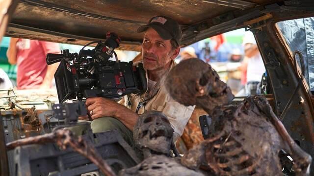 Zack Snyder nos enseña a filmar una película en su nueva serie para Netflix