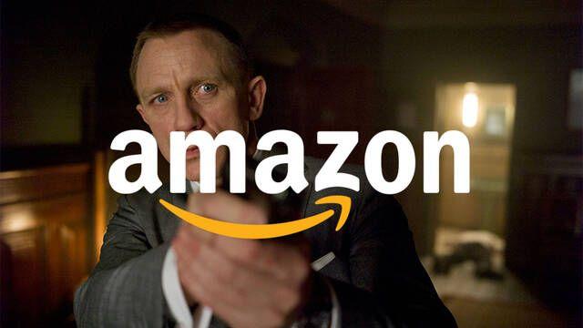 Amazon compra MGM por 8450 millones de dólares, el estudio responsable de James Bond