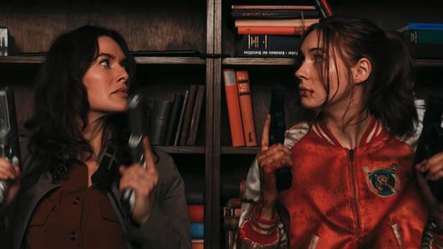 Tráiler de 'Gunpowder Milkshake', acción por un tubo con Karen Gillan y Lena Headey