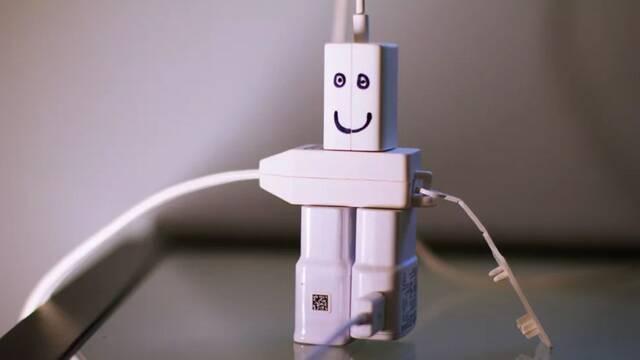 El USB-C 2.1 nos permitirá cargar un portátil gamer con sus 240W de potencia máxima