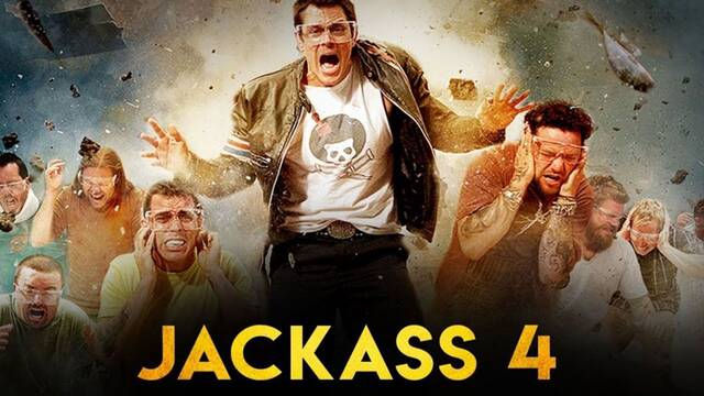 Jackass 4: Knoxville y Steve-O creen que será la última película de la saga