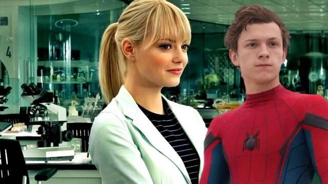 Emma Stone afirma que no estará en 'Spider-Man: No Way Home' como Gwen Stacy
