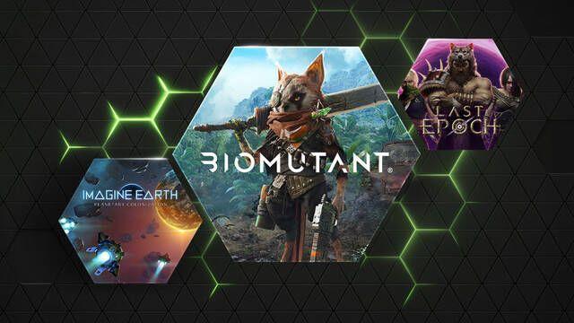 Ya disponibles 22 nuevos juegos en NVIDIA GeForce Now