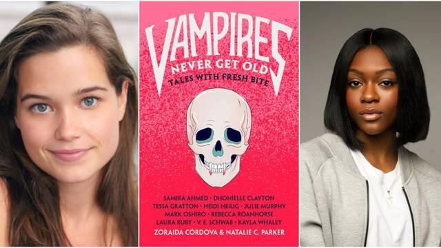 First Kill: La serie de vampiros LGTBQ+ de Netflix presenta a su casting