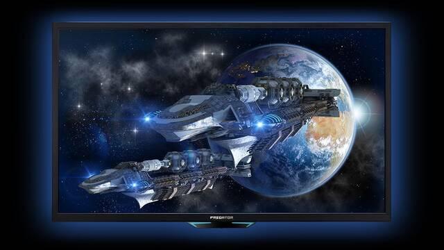 ACER presenta el monitor Predator CG437K S: 42,5 pulgadas, 4K, DisplayHDR 1000 y 144 Hz