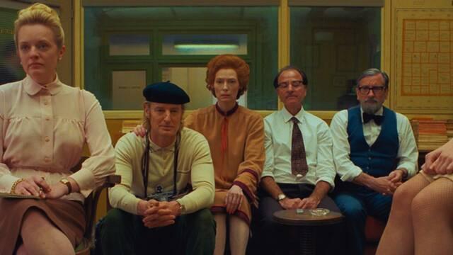 La crónica francesa de Wes Anderson debutará en cines el 22 de octubre
