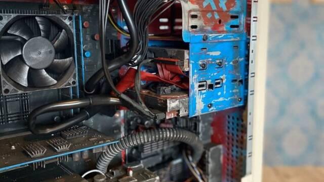 El PC Modding de los viernes: Chernobuild