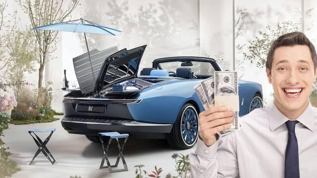 El nuevo Rolls-Royce es el coche más caro del mundo y una oda al lujo excesivo