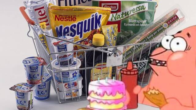 Nestlé reconoce que el 60% de sus productos no son saludables