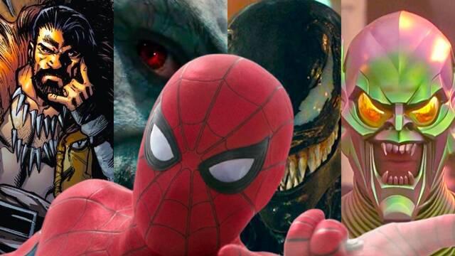 'Spider-Man: No Way Home' marcará el inicio de un universo compartido entre Sony y Marvel