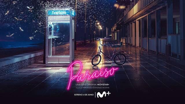 Movistar+ estrena el viernes 'Paraíso', su nueva serie de misterio ambientada en los 90