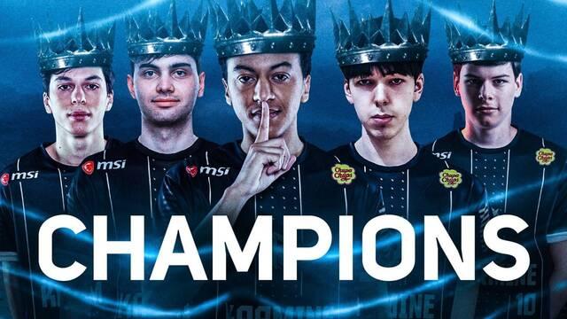 La Gran Final del European Masters de League of Legends llegó a los 377.000 espectadores