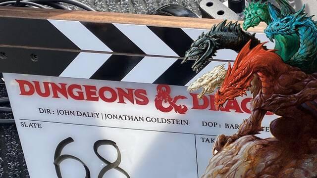 Dungeons & Dragons: Comienza el rodaje de la película que llegará en 2023