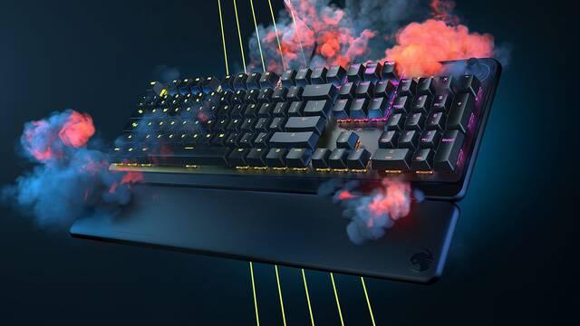 Roccat presenta sus nuevos teclados para jugar Magma y Piro a la venta este mayo en España