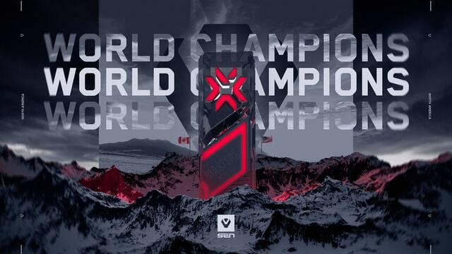 Sentinels, campeón del VCT Masters 2 Reykjavik de Valorant