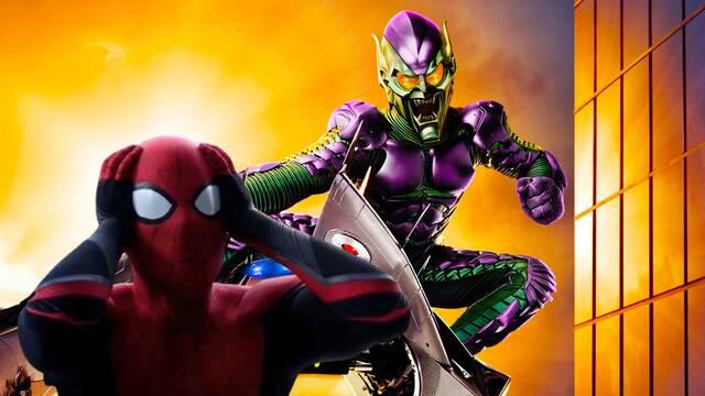 Spider-Man 3: El Duende Verde de Willem Dafoe sería el villano principal del filme