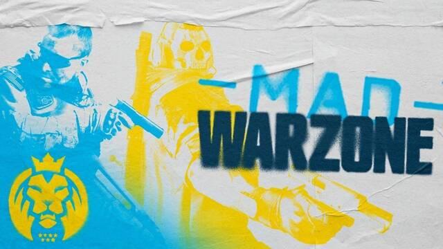 MAD Lions anuncia MAD Warzone, su equipo de Call of Duty Warzone